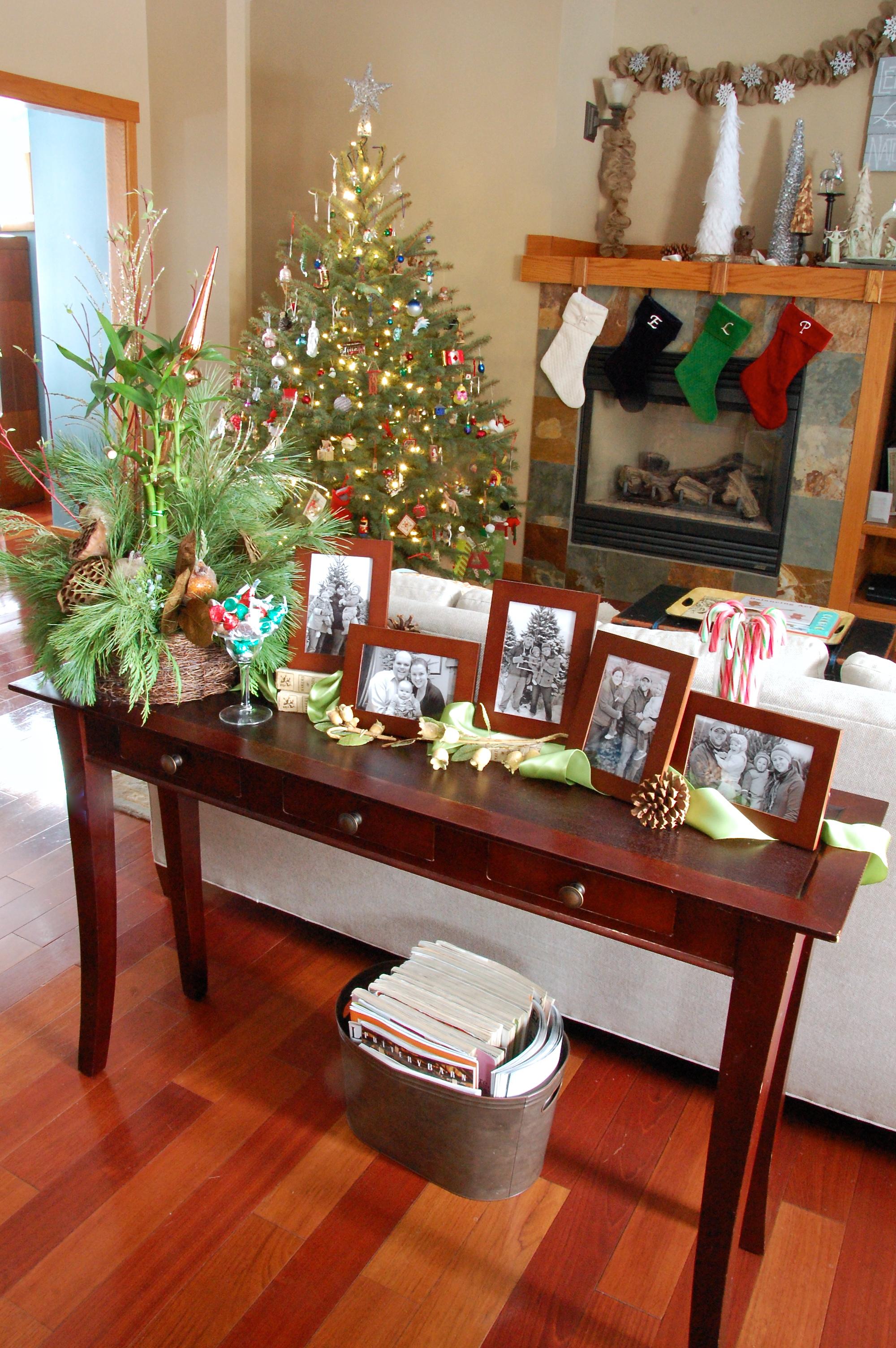 Decorating My Christmas Tree