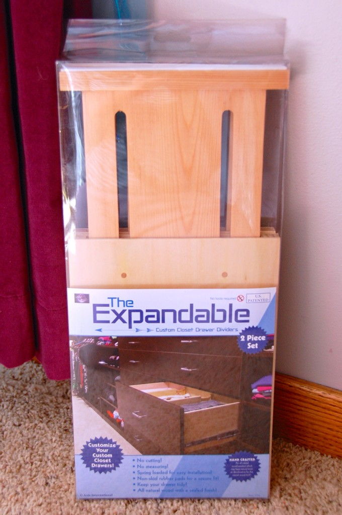 extra deep drawer dividers
